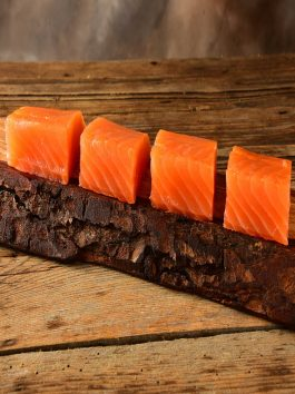 Smoke Salmon King Fillet(Center Cut)