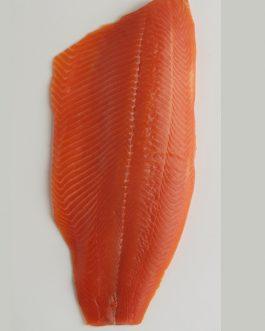 Fresh Salmon Fillet Skin On